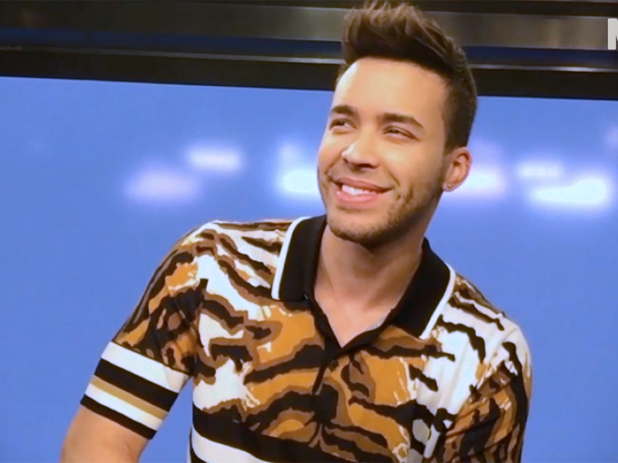 5 Things with Prince Royce