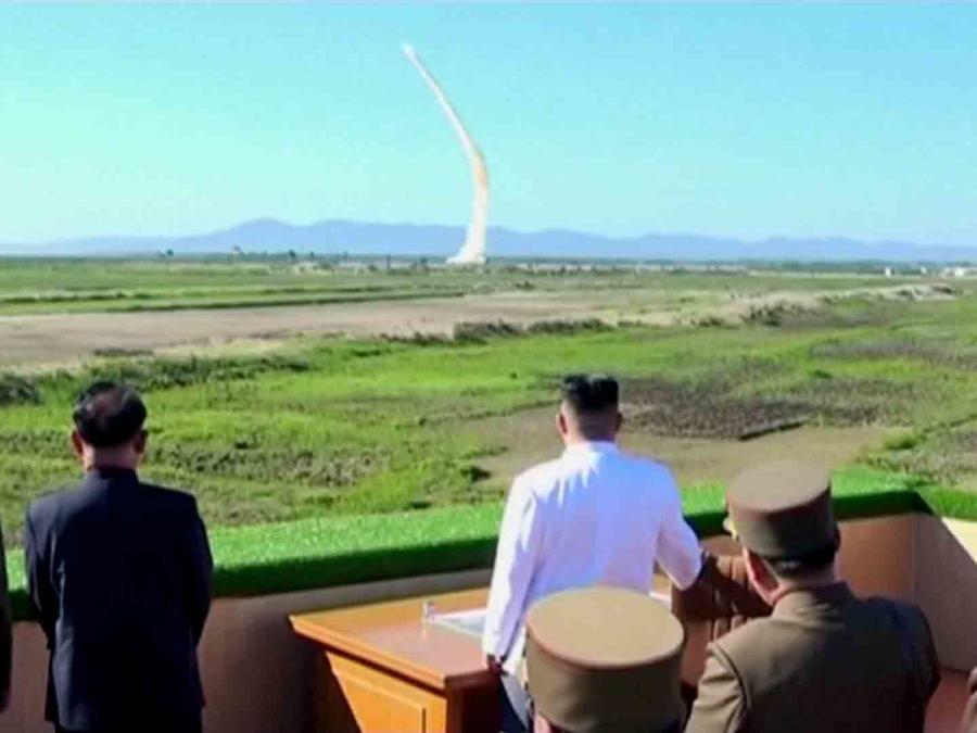 Nuevo sistema de misiles