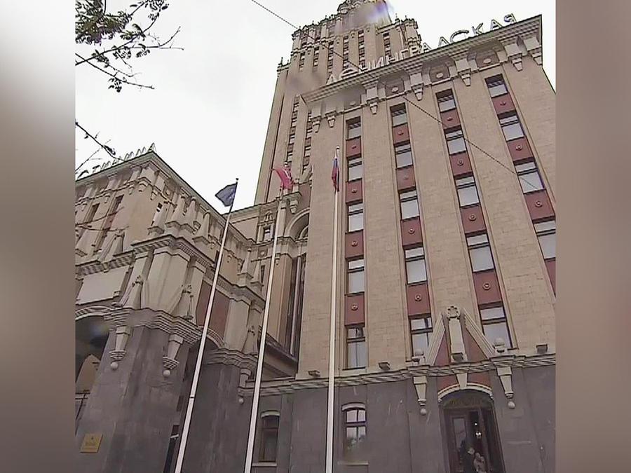famoso hotel ruso
