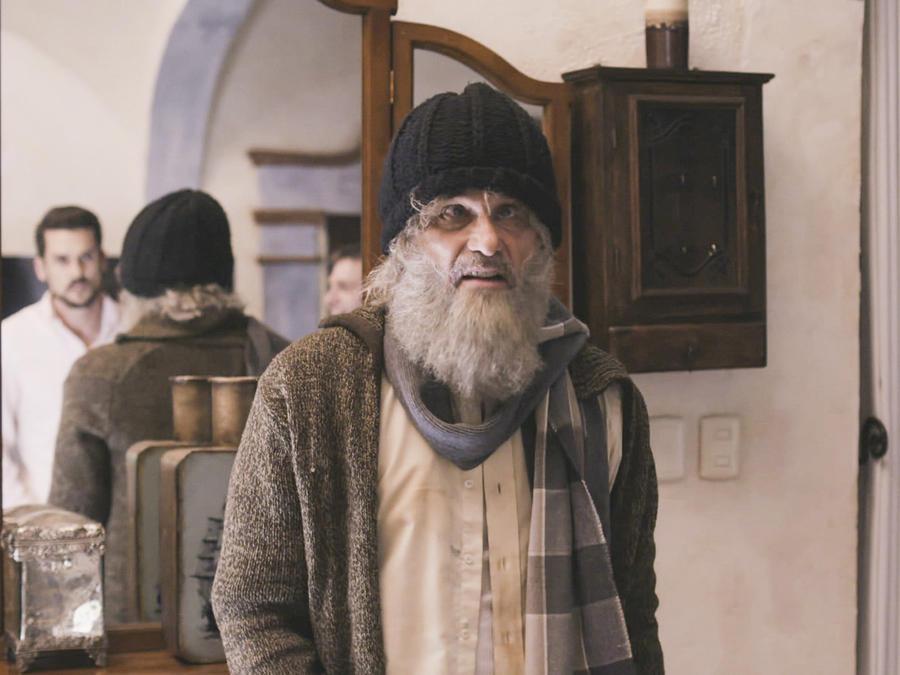 Humberto Zurita en La Querida Del Centauro 2