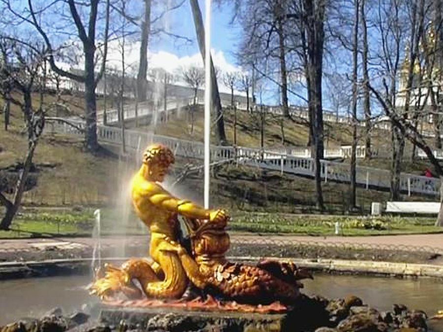 palacios y jardines rusos