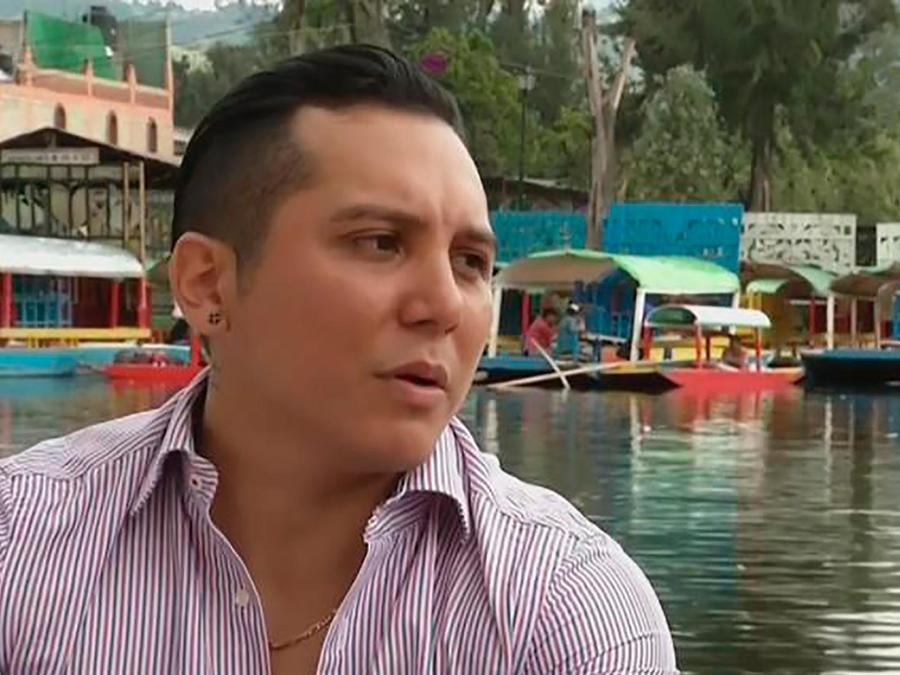 Edwin Luna, vocalista de la Trakalosa de Monterrey, habla sobre su divorcio de Alma Cero