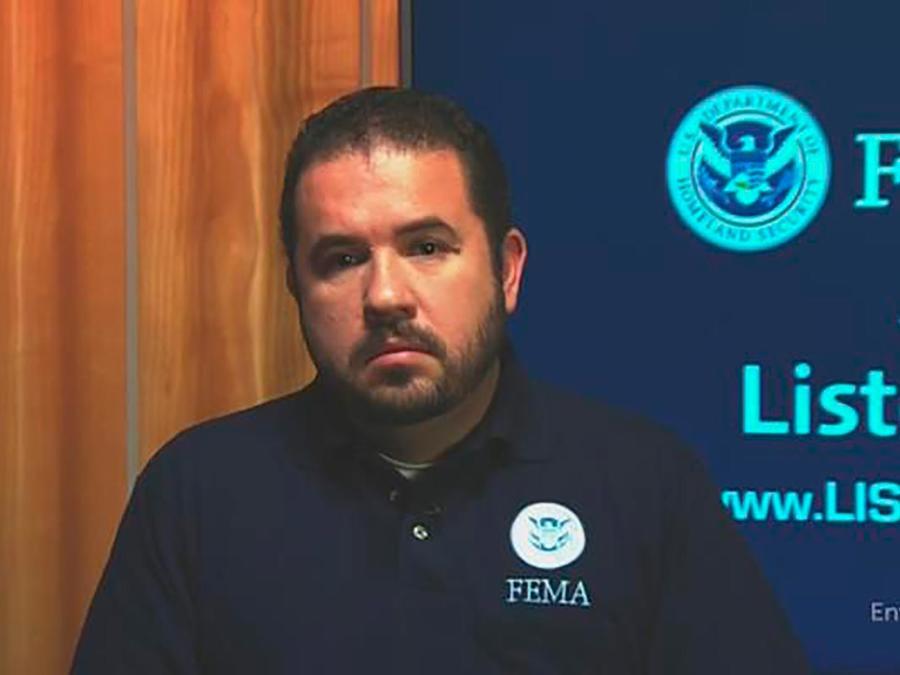 El vocero de FEMA nos explica cuáles son las medidas que debemos tomar antes de un huracán
