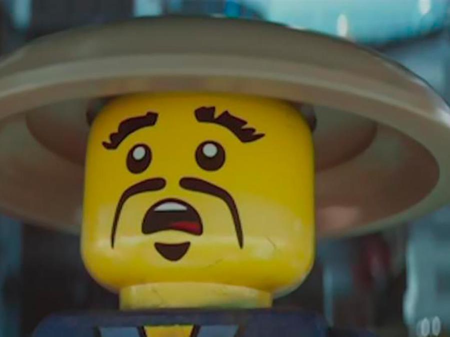Michael Peña cuenta los detalles del estreno de Ninjago y hasta opina sobre inmigración