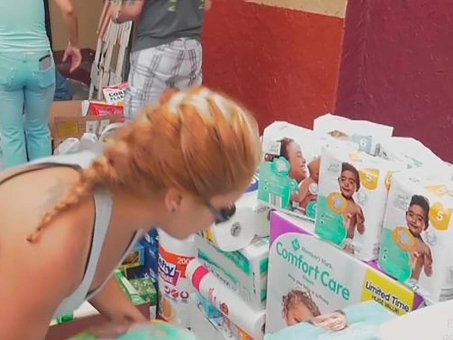 Los mexicanos de Chicago trabajan unidos para ayudar a los afectados por el terremoto