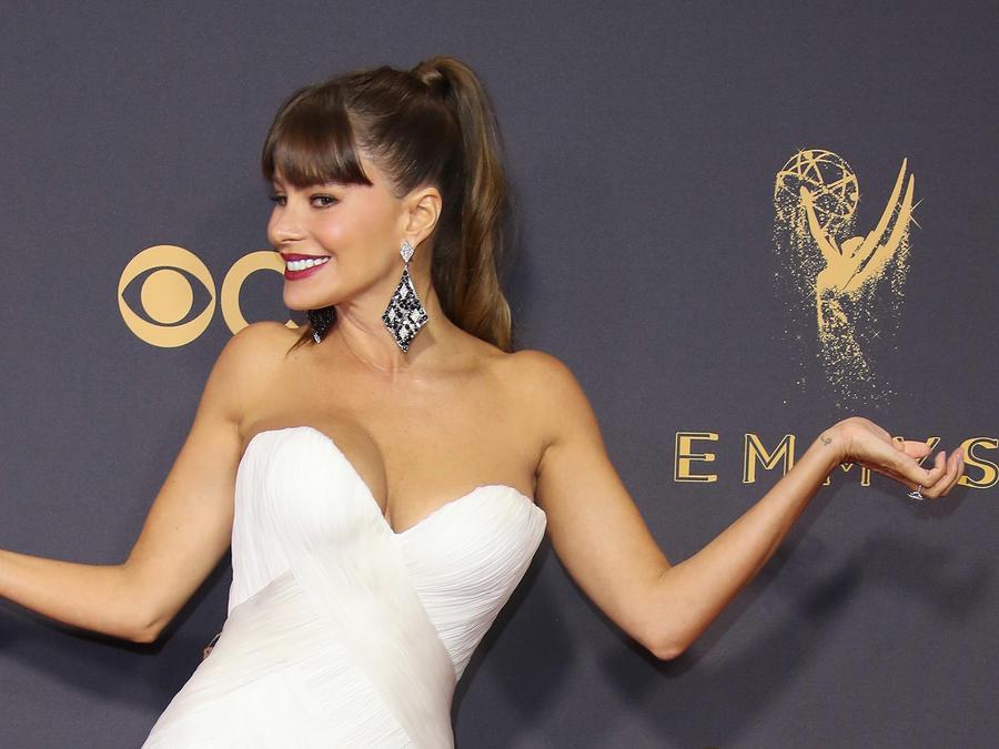 Sofía Vergara en los Premios EMMY 2017