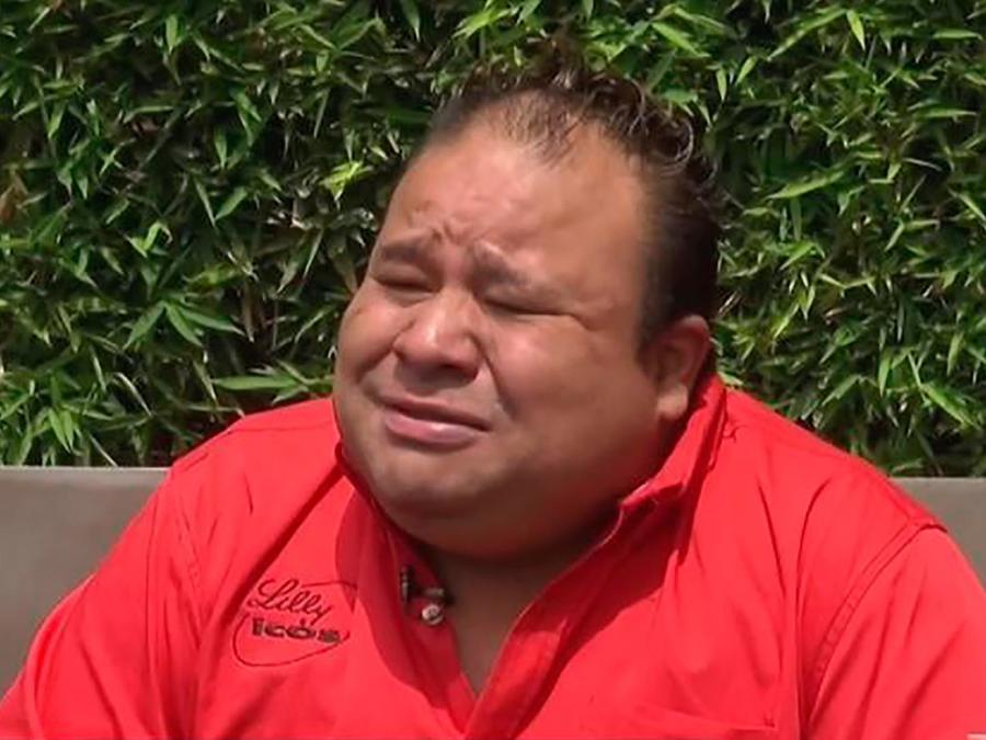 Poncho, el rescatista mexicano, consiguió lograr su sueño de conocer a Carmen Villalobos