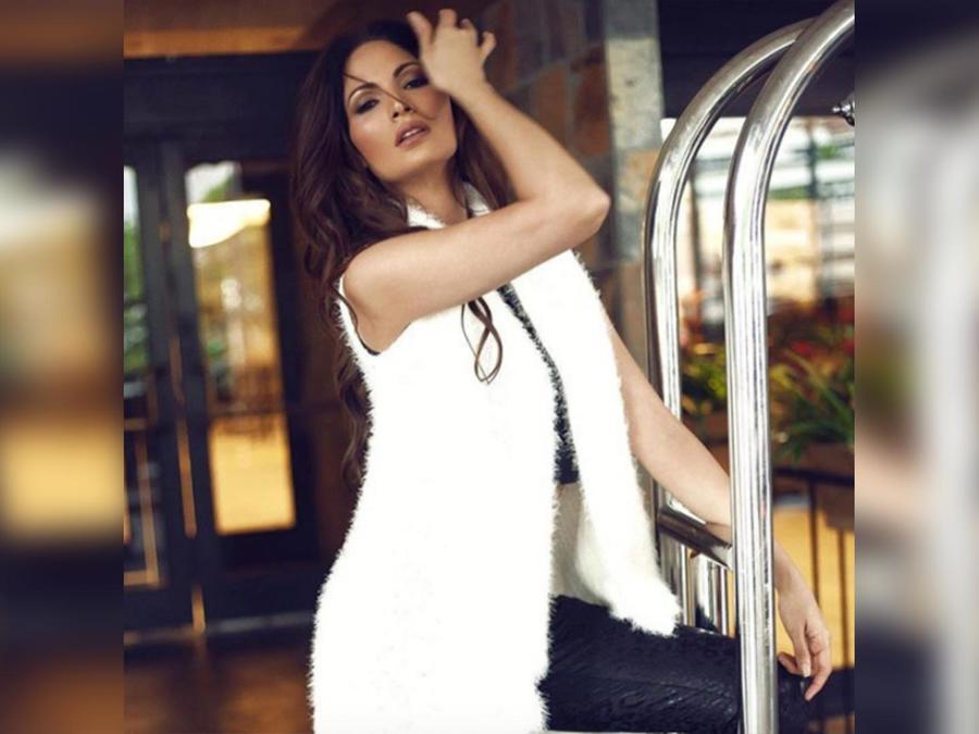 Además de actriz, Cynthia Olavarría ahora se lanza cómo diseñadora de modas