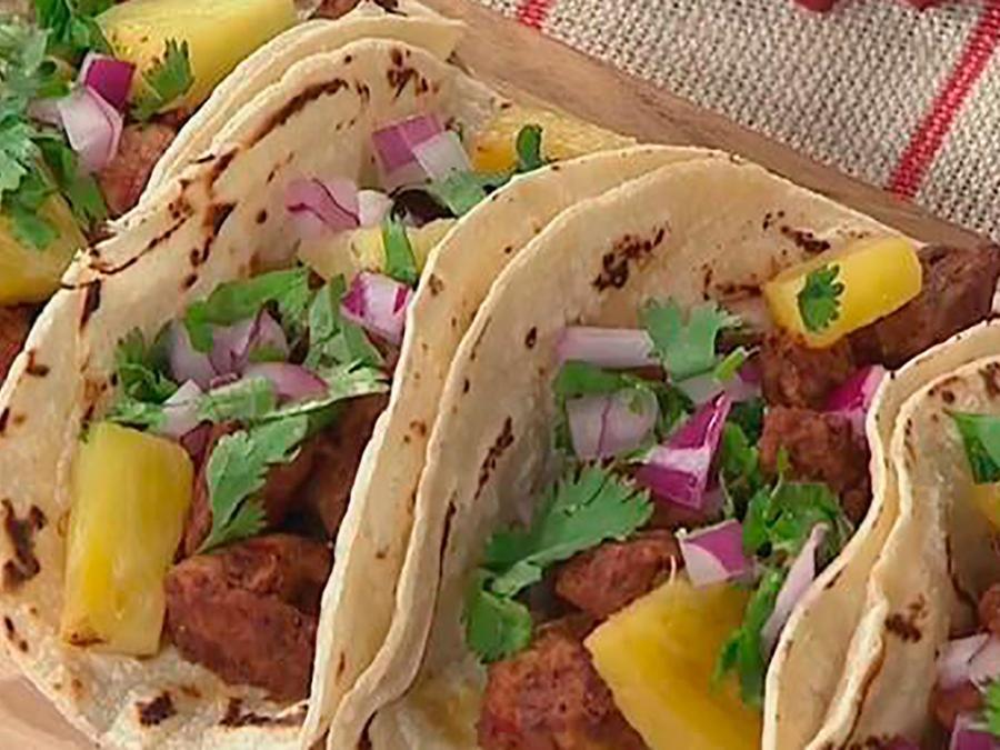 Recetas de cocina: Descubre cómo hacer unos deliciosos Tacos al Pastor