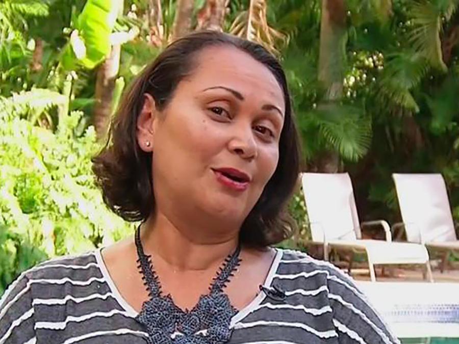 Rocco Donna le hace un cambio de look a una mujer que sobrevivió al cáncer de seno