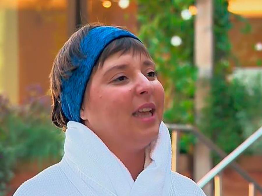 Verónica Albornoz llevó a nuestra querida Tania para darle un día de Spa en Nueva Jersey