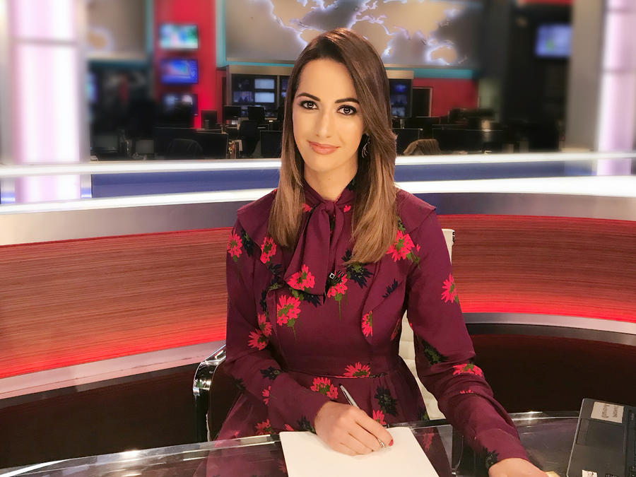 Paulina Sodi con las noticias más importantes de la mañana