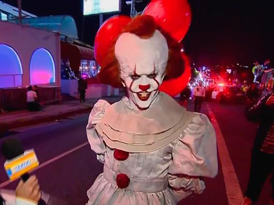 Halloween embrujó a West Hollywood y nuestra querida Chiquibaby nos lleva a disfrutarlo