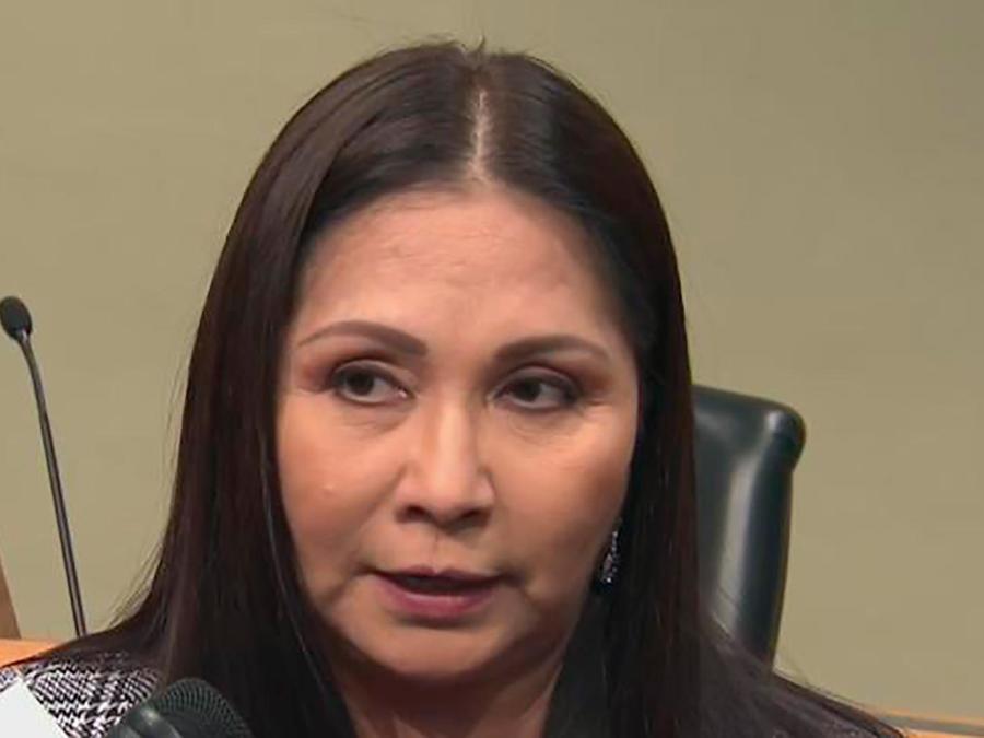 La cantante y compositora Ana Gabriel agradece el reconocimiento de la ciudad de Miami