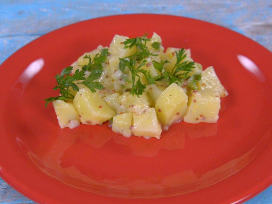 Receta: ensalada saludable de papas a la italiana