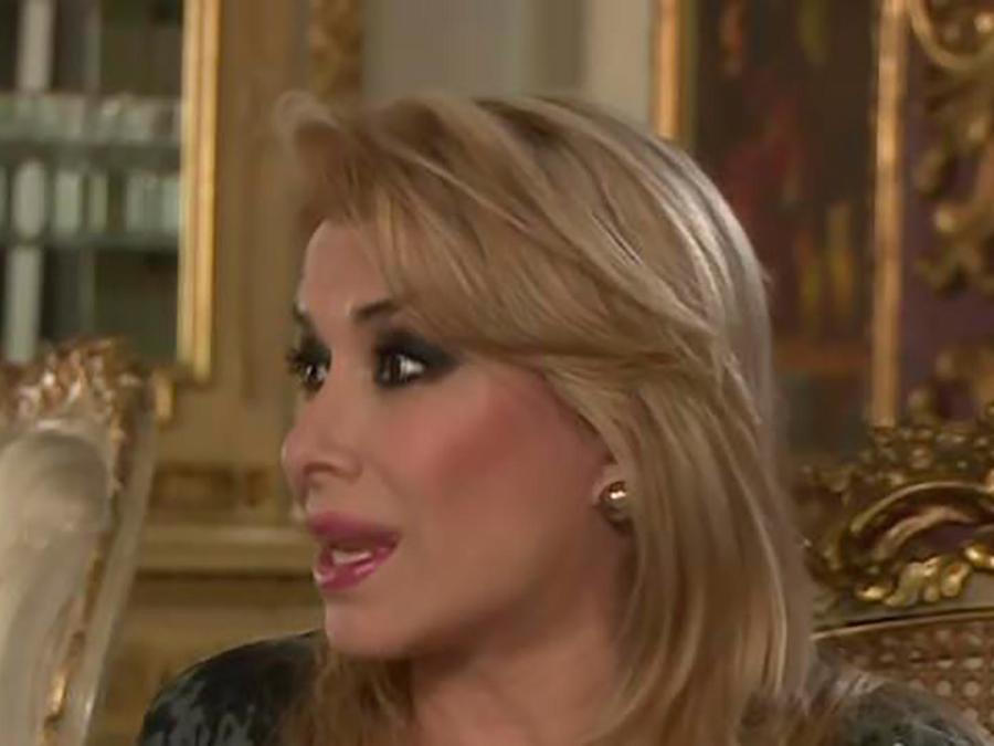 Dulce nos cuenta cómo fue el incidente en Tinder junto a Lucía Méndez y Laura León