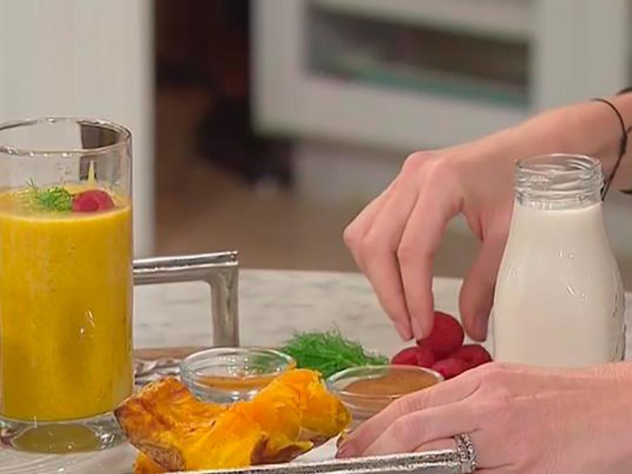 Adriana Martin, nutricionista, nos explica cómo podemos hacer meriendas saludables