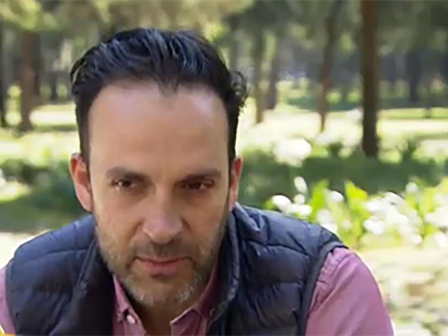 """El actor Antonio de la Vega nos cuenta todos los detalles de la nueva novela """"Sangre de mi Tierra"""""""