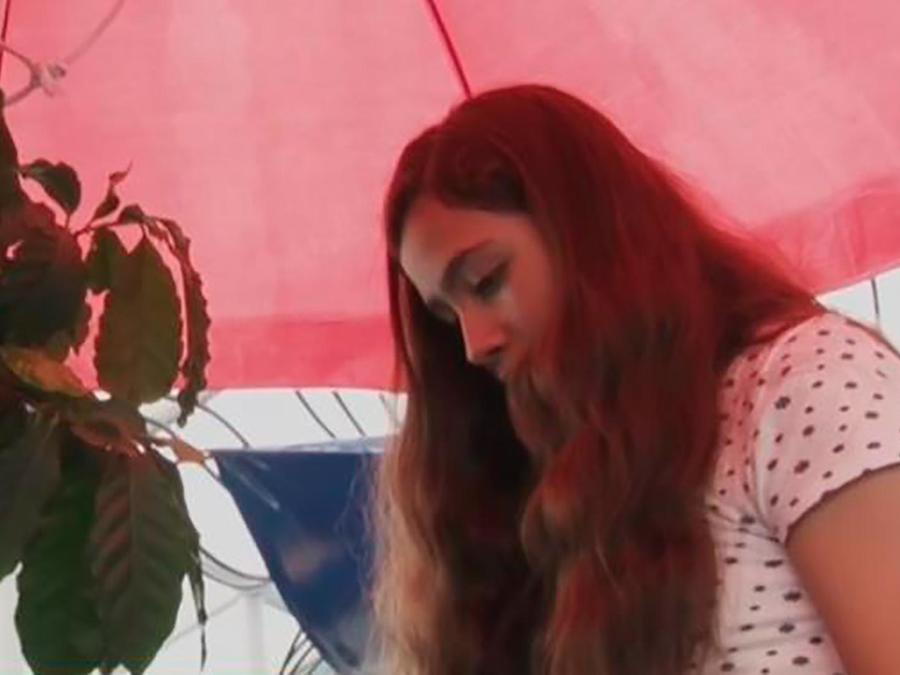 La enfermedad de su hija motivó a crear una casa ecológica y auto-suficiente