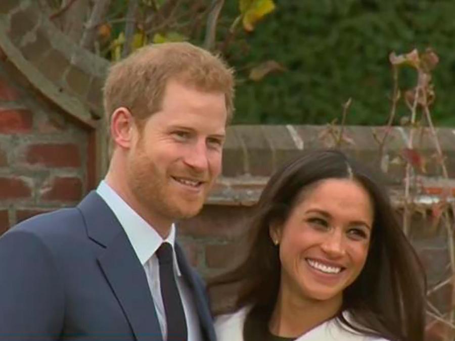 Meghan Markle, la prometida del Príncipe Harry, deberá renunciar a su carrera para casarse
