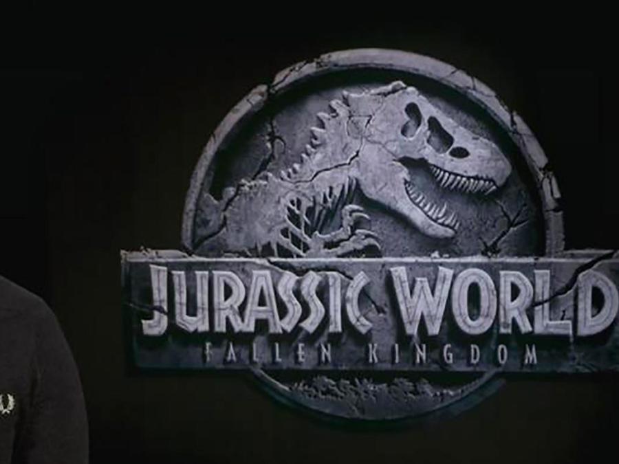 Juan Antonio Bayona, director de la nueva Jurassic World, nos cuenta todos los detalles