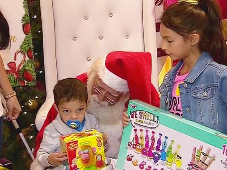 navidad en st jude