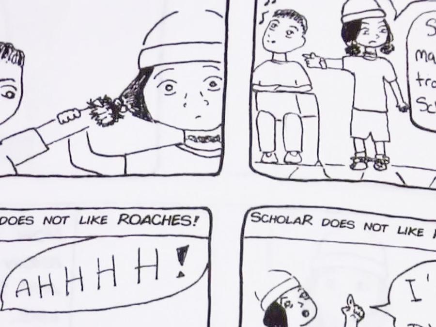 comic de superheroes latinos