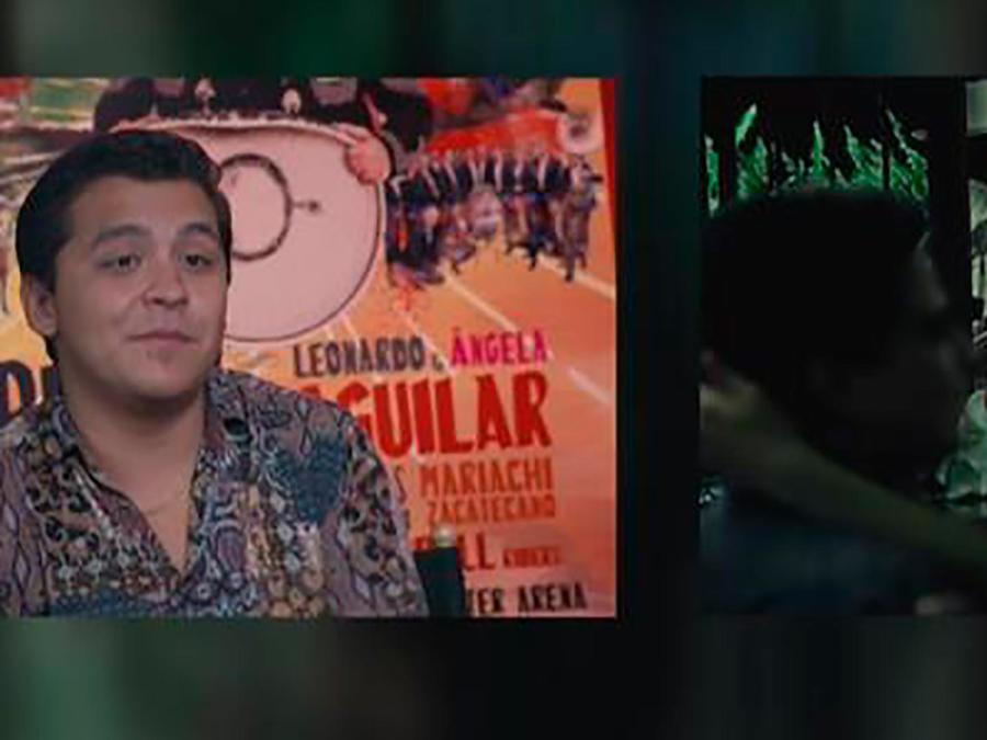 Cristian Nodal y Pepe Aguilar se animan a jugar para ver cuánto conocen de sus vidas