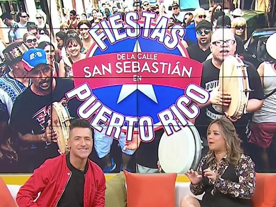 Puerto Rico festeja las fiestas de San Sebastián para olvidar el dolor de Huracán María