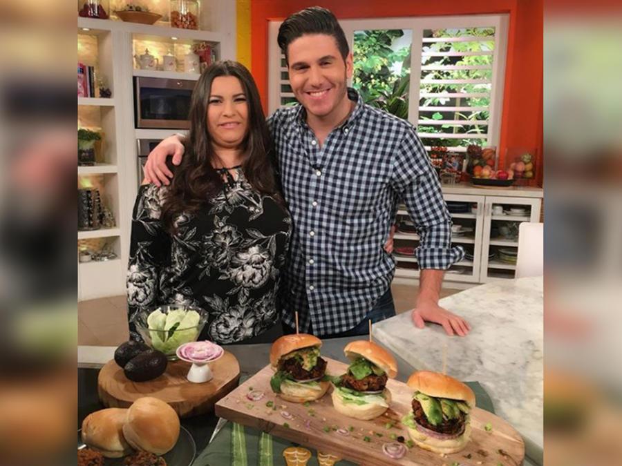 Recetas de cocina: Cómo hacer unas Hamburguesas de Boniato y Frijoles Negros
