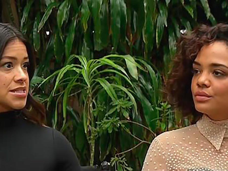 """Entrevistamos a Gina Rodriguez y Natalie Portman, quienes nos hablaron de """"Annihilation"""""""