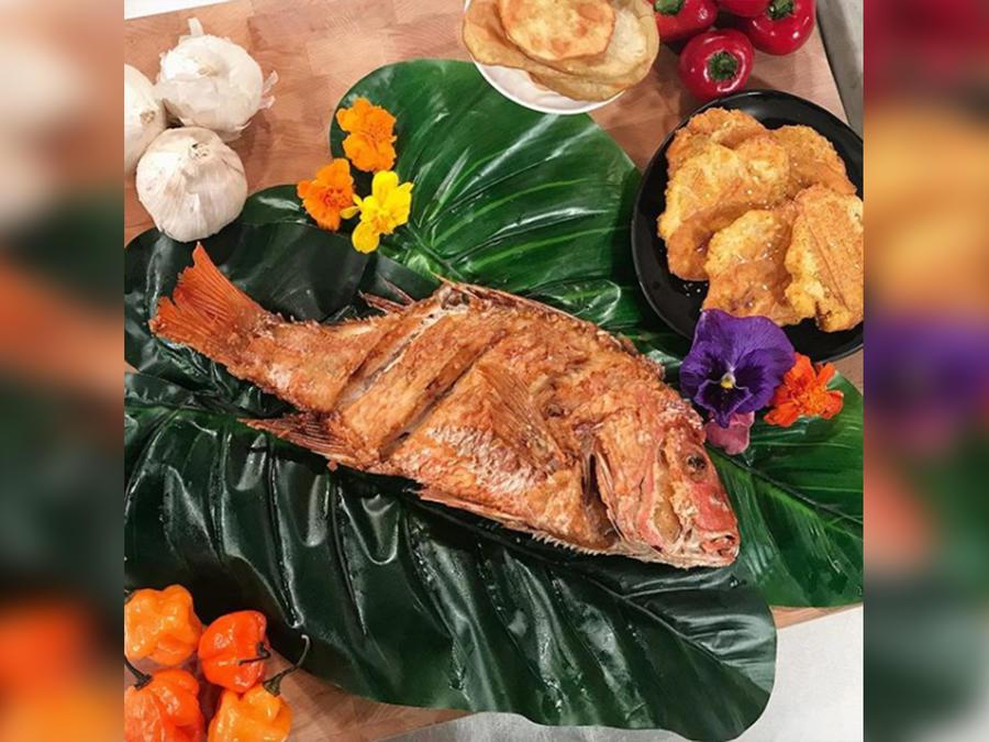 Recetas de cocina: Cómo hacer un Pescado Frito Estilo Boca Chica