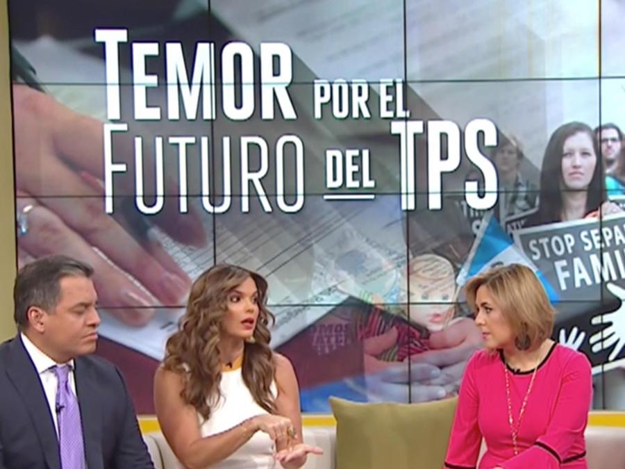 ¡Atención salvadoreños! 19 de Marzo de 2018 vence el plazo para inscribirse al TPS