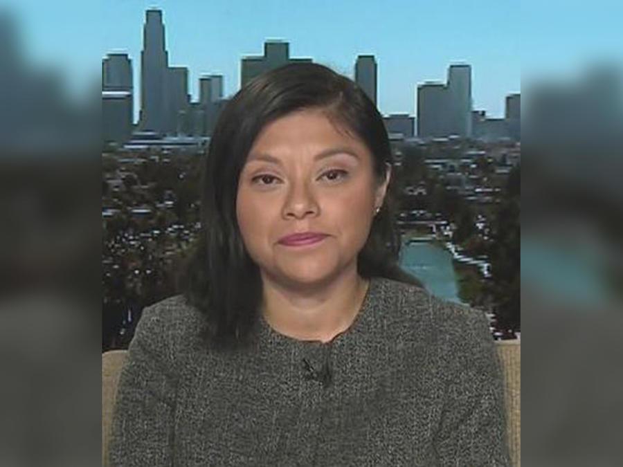 Lizbeth Mateo se convirtió en la primera indocumentada en ser nombrada asesora del Senado