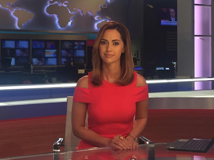 Paulina Sodi, Noticias de la mañana 21 de marzo de 2018