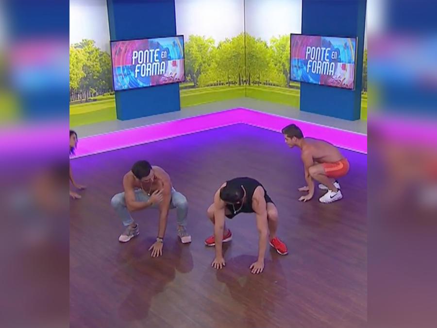 Francisco Medina, entrenador personal, nos muestra cómo hacer CrossFit sin lesionarte