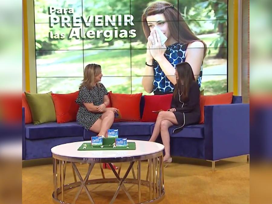 La Dra Viviana Hernández-Trujillo nos explica cómo evitar las alergias de estación