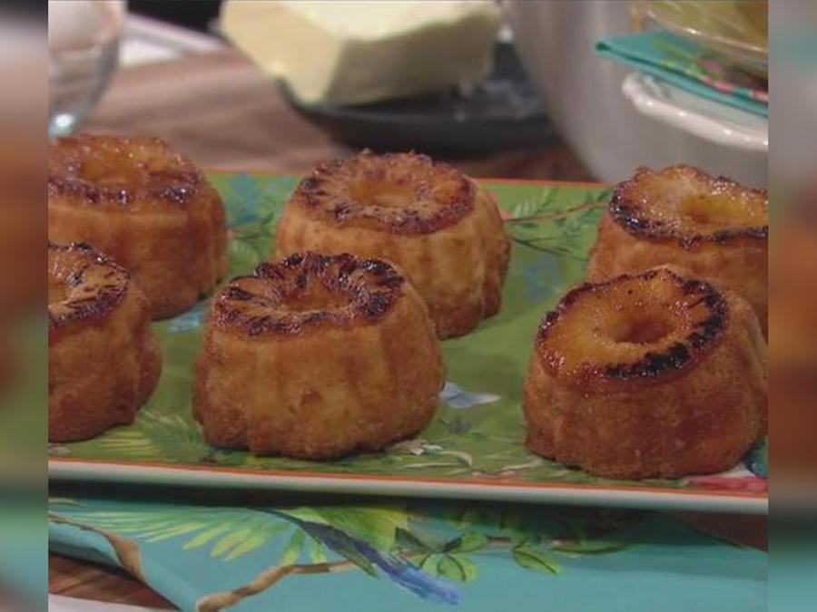 Receta de cocina: Cómo hacer un delicioso Pastel de Piña Volteada