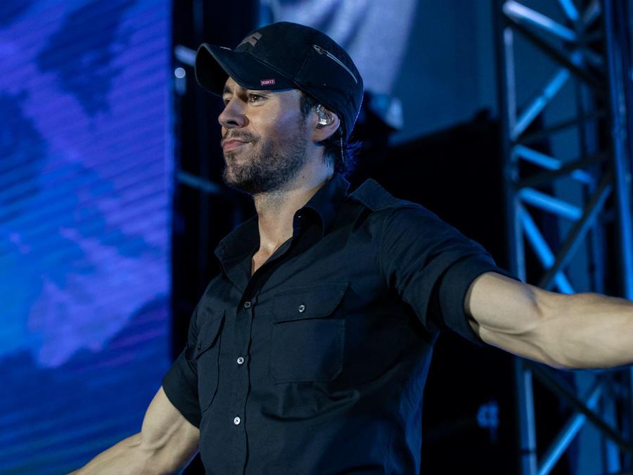 Enrique Iglesias en concierto
