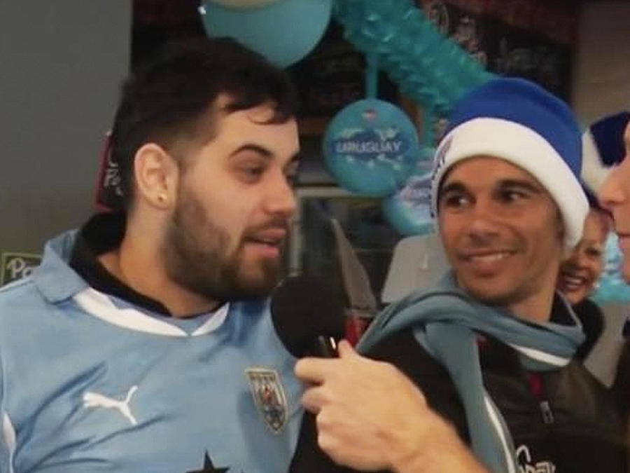 fanaticos de uruguay