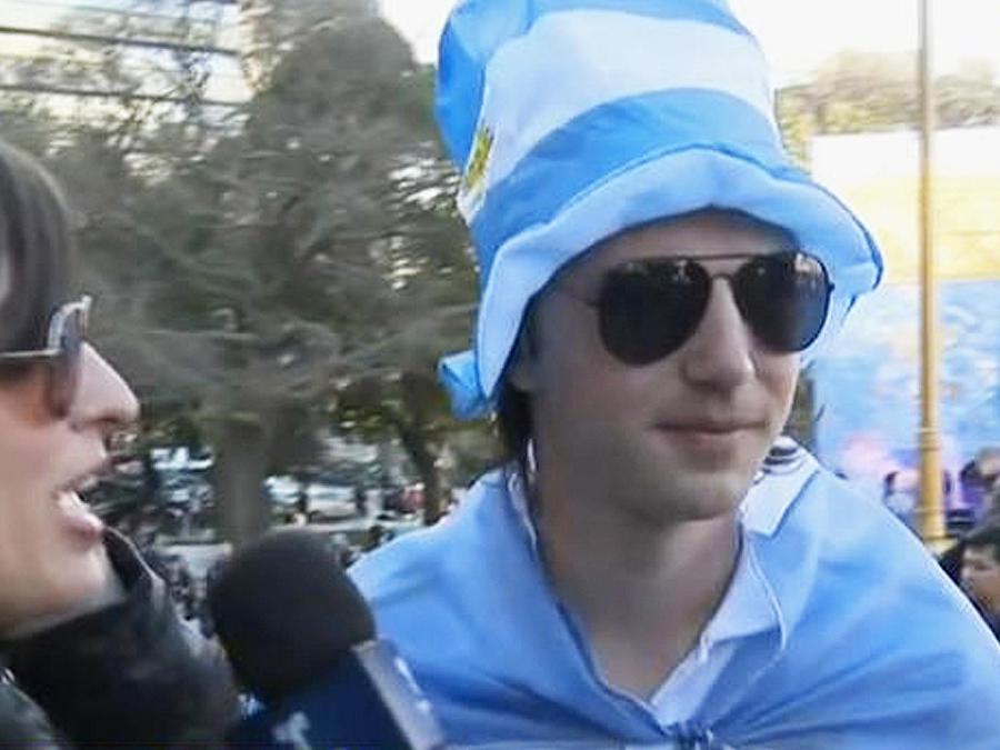 argentinos esperanzados