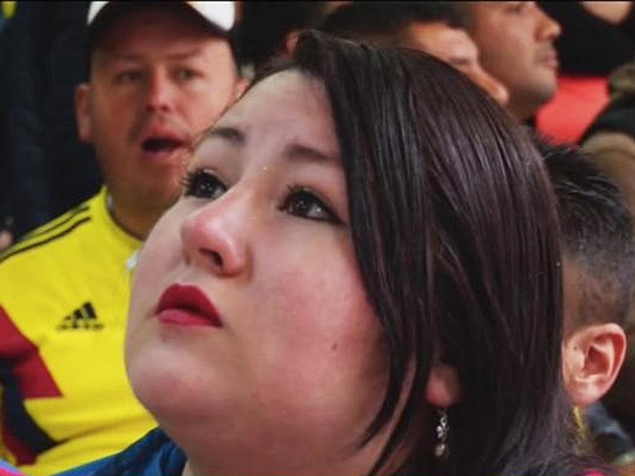 colombianos repudian actos
