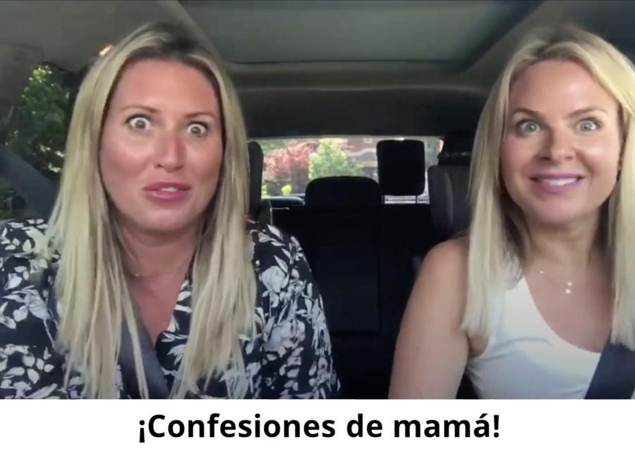Confesiones de mamá