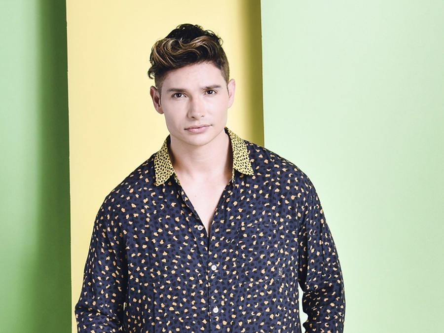 Christian Acosta ensayos Latin AMAs 2018