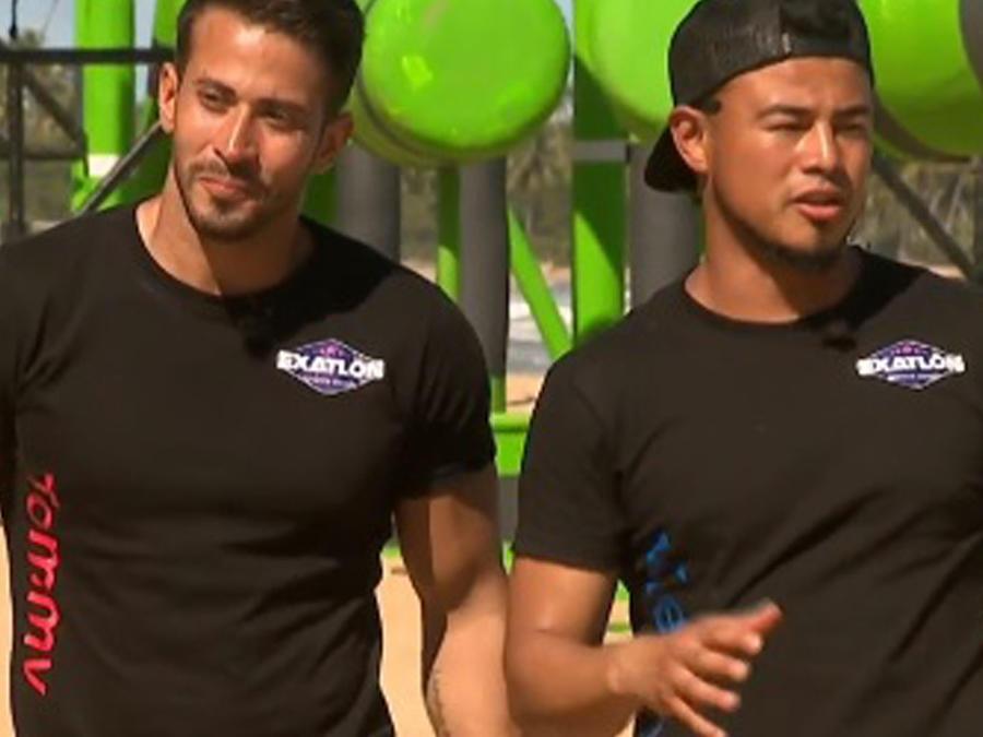 Tonny Ramos y Kenny Ochoa