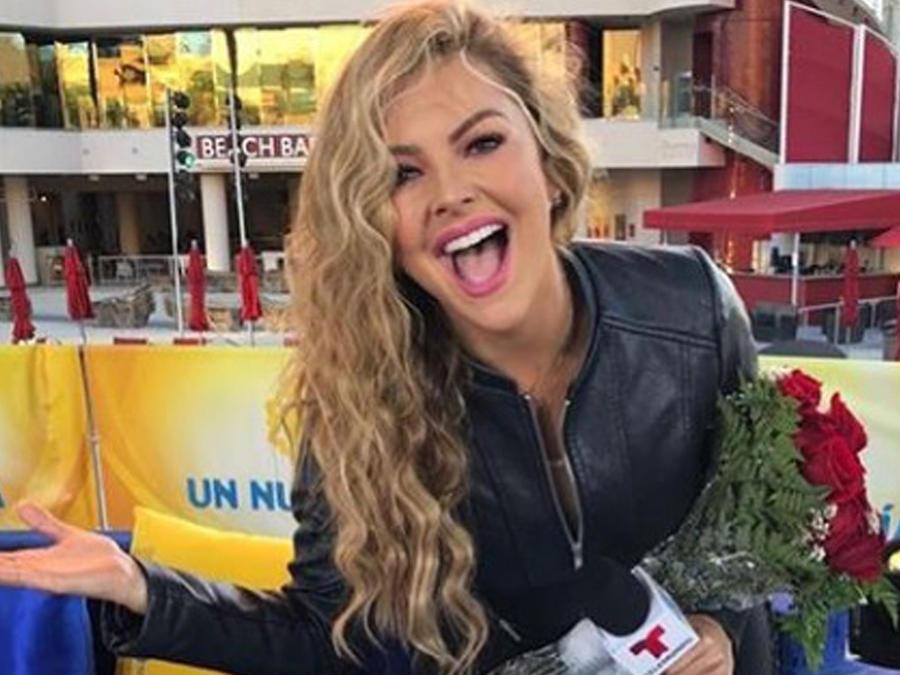 Marjorie de Sousa lanza su carrera como cantante