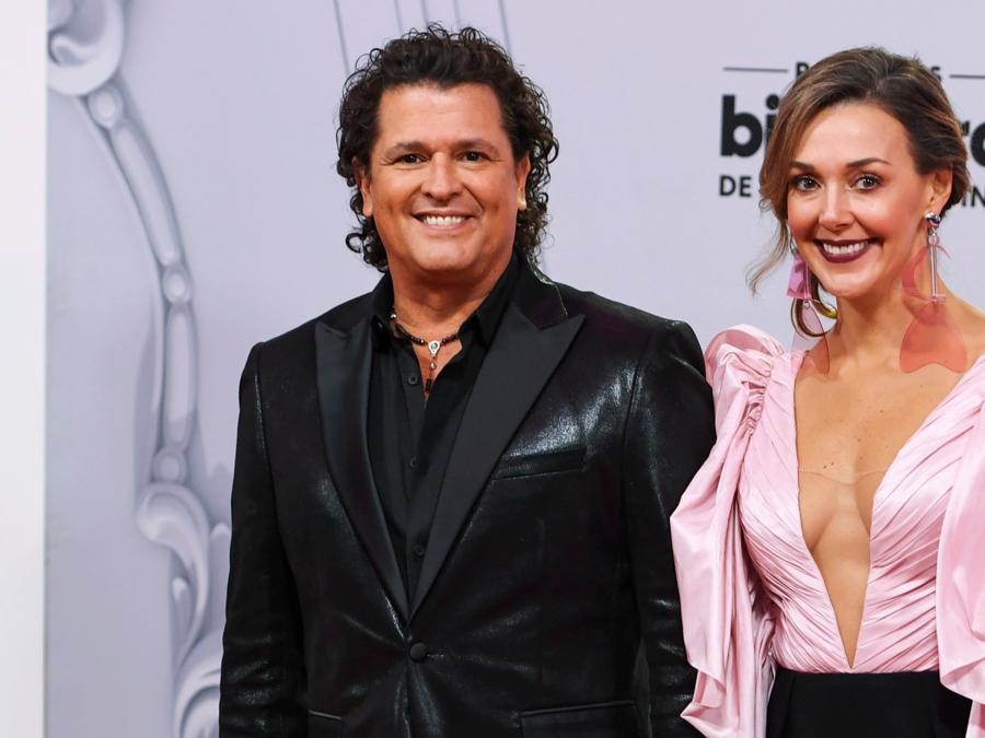 Carlos Vives Premios Billboard