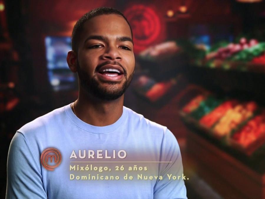 Aurelio Rojas es amante de la comida saludable