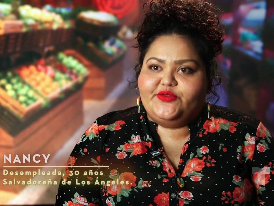 Nancy quiere ser la primera salvadoreña en MasterChef Latino