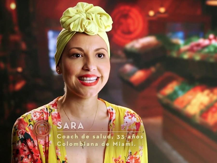 Sara quiere ser un ejemplo para las personas que luchan contra el cáncer